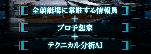 マジックボート特徴
