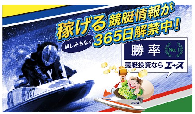 競艇研究エース トップ