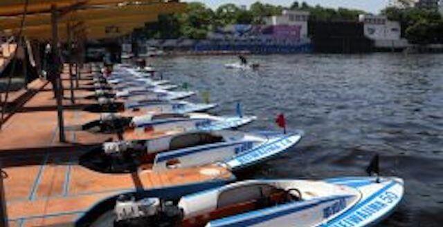 平和島競艇の水質と水面について